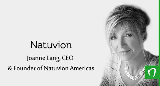 ciobulletin natuvion joanne lang ceo founder of natuvion americas