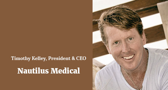 ciobulletin nautilus medical timothy kelley president ceo