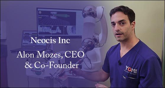 Neocis: A Robotics Healthcare Startup
