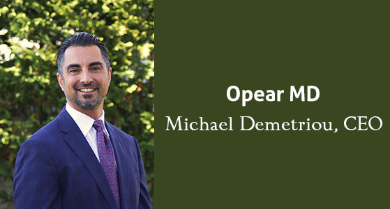 Opear MD — Keeping people safe through telehealth and house calls