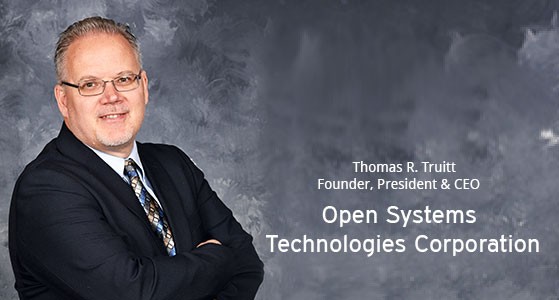 ciobulletin open systems technologies corporation thomas r truitt founder president ceo
