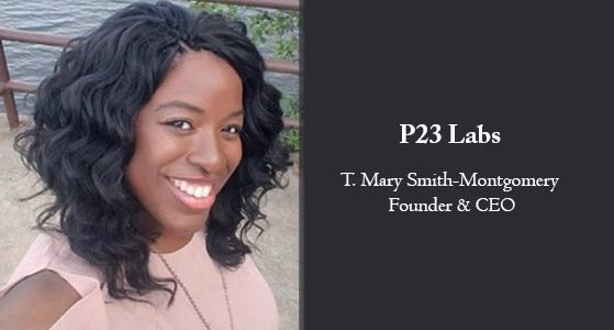 T. Mary Smith-Montgomery, P23 Labs Founder and CEO: 'We are the first laboratory to offer a new take on personalized medicine and molecular genetic testing'