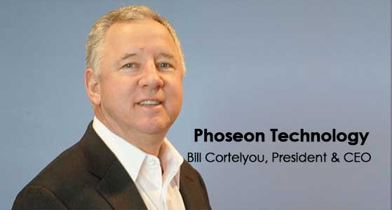 The world leader in innovative UV LED curing technology for industrial applications: Phoseon Technology