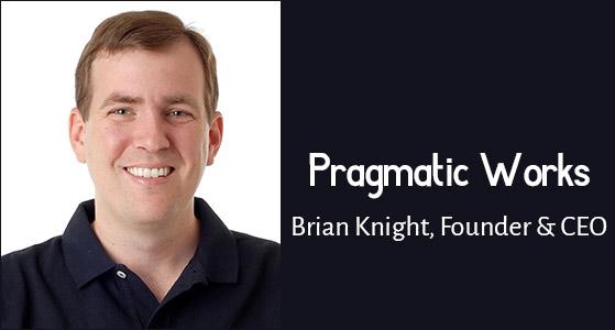 ciobulletin pragmatic works brian knight founder ceo