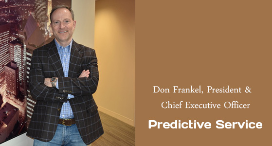 ciobulletin predictive service don frankel president chief executive officer