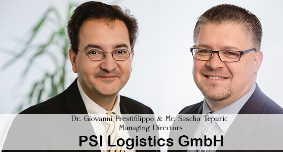 PSI Logistics GmbH: Providing software for efficient logistics processes