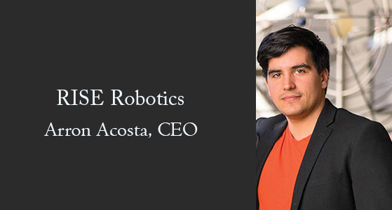 An innovator disrupting how linear actuators are engineered: RISE Robotics