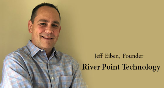 ciobulletin river point technology jeff eiben founder