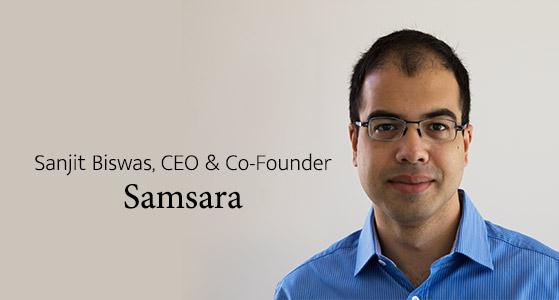 ciobulletin samsara sanjit biswas ceo and co founder