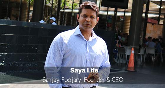 ciobulletin saya life sanjay poojary founder ceo