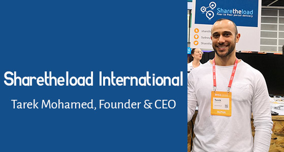 Sharetheload International Journeying into the future of logistics