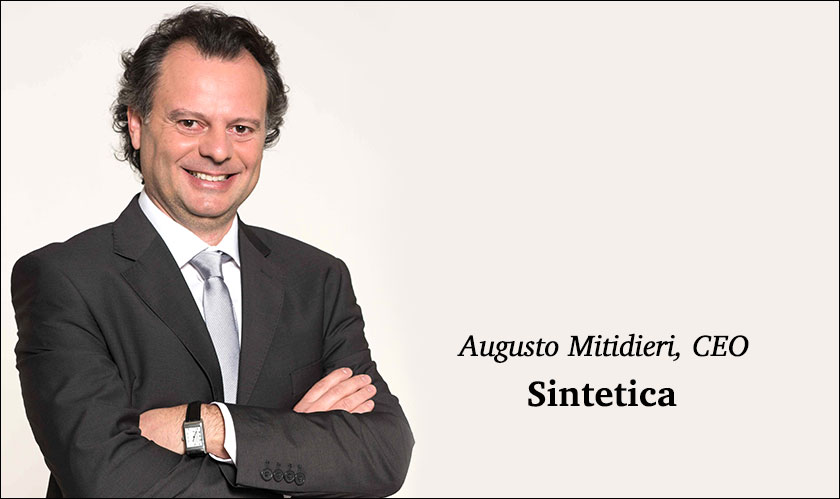 We move forward with passion and competence in the full respect of people and environment: Sintetica