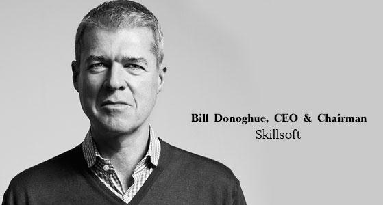 ciobulletin skillsoft bill donoghue ceo chairman
