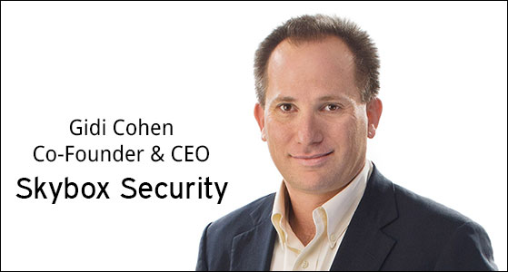 ciobulletin skybox security gidi cohen co founder ceo