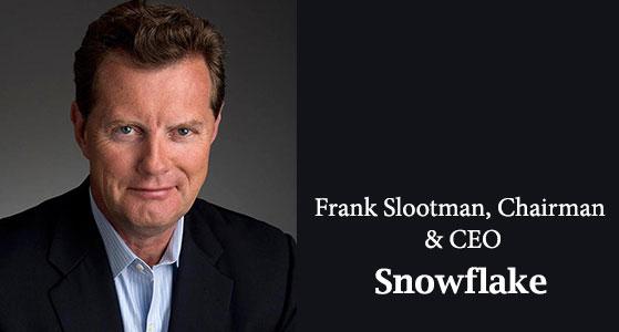 ciobulletin snowflake frank slootman chairman ceo