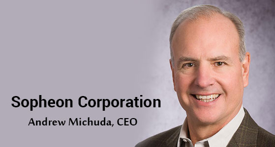 ciobulletin sopheon corporation andrew michuda ceo