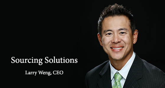 ciobulletin sourcing solutions larry weng ceo.