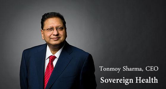 ciobulletin sovereign health tonmoy sharma ceo