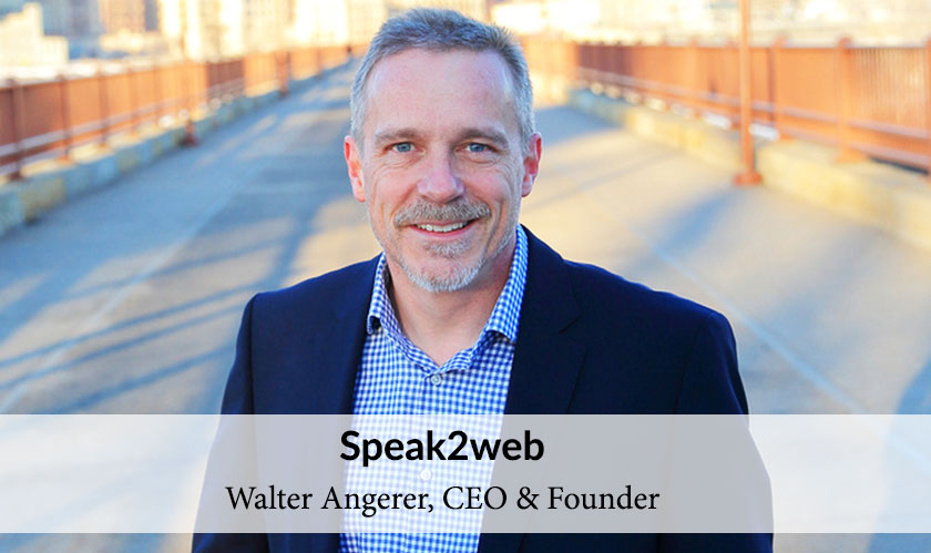 ciobulletin speak2web walter angerer ceo founder