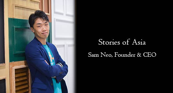 Stories of Asia – Empowering the Asian community with a voice through storytelling