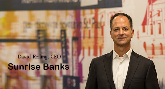 ciobulletin sunrise banks david reiling ceo