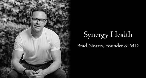 Brad Norris, MD at Synergy Health, Speaks to CIO Bulletin: 'Our Consultative Approach is an Ongoing Process and is Particularly Valuable within a Changeable Environment like that Caused by Covid-19'
