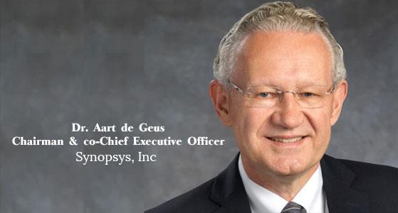 ciobulletin synopsys dr aart de geus chairman co chief executive officer