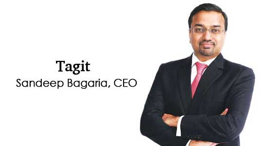 Accelerating digital transformation through Innovation, User Experience and Technology: Tagit