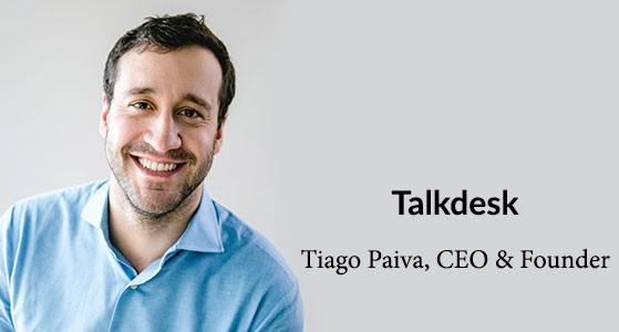 A contact center for innovative enterprises: Talkdesk