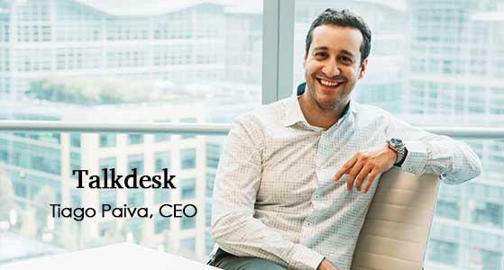 Talkdesk: Integrating the CCaaS and CRM all in the cloud