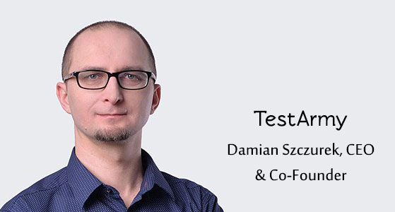 ciobulletin testarmy damian szczurek co founder ceo
