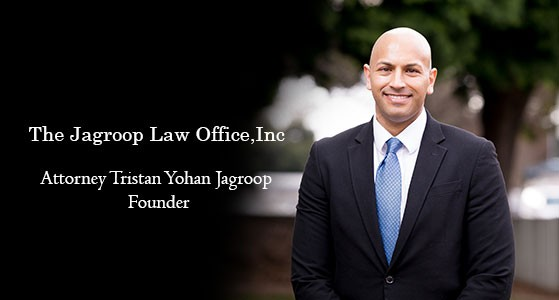 Tristan Yohan Jagroop, Esq. of The Jagroop Law Office, Inc. - A Trustworthy Attorney for Aggressive, Effective, and Professional Representation