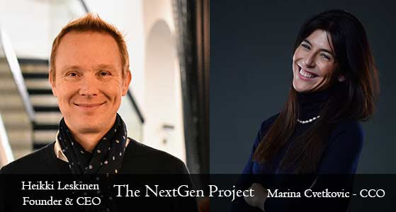 The NextGen Project – Transforming the next generation leaders in startups, corporations, and non-profit organizations.