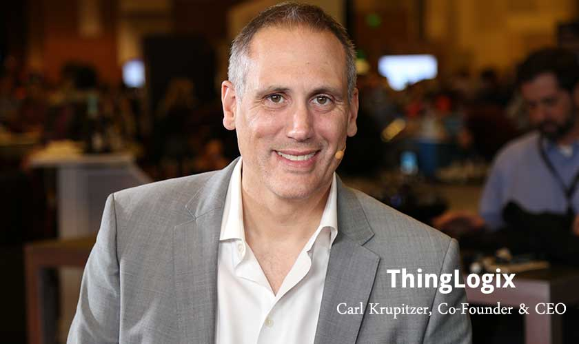 ciobulletin thinglogix carl krupitzer co founder ceo