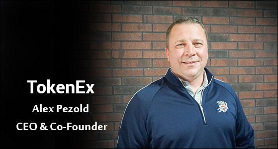 ciobulletin tokenex alex pezold ceo co founder