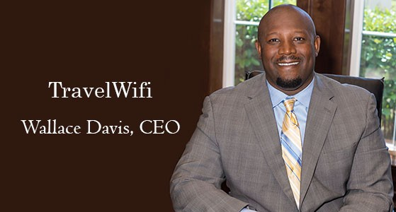 TravelWifi — Providing access to unlimited portable Wi-Fi worldwide through CloudSIM technology