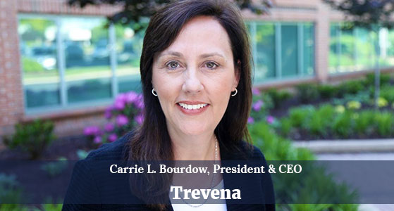 ciobulletin trevena carrie l. bourdow president and ceo