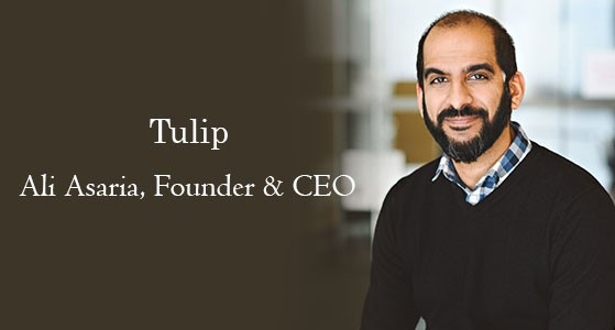 Tulip's cloud-based mobile apps are built exclusively for stores of the future