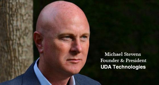 ciobulletin uda technologies michael stevens founder president