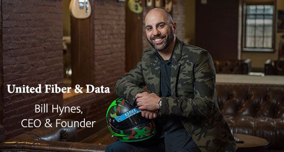 ciobulletin united fiber data bill hynes ceo founder.