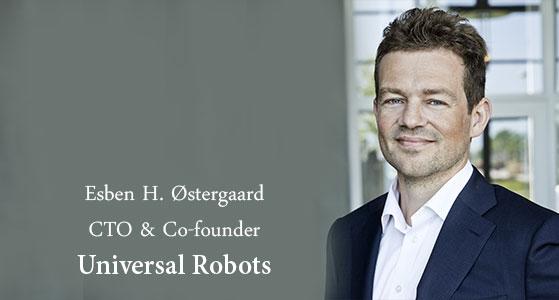 ciobulletin universal robots esben h ostergaard cto co founder