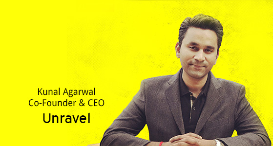 ciobulletin unravel kunal agarwal co founder and ceo