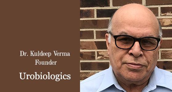 ciobulletin urobiologics dr kuldeep verma founder