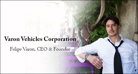 Varon Vehicles Corporation: Urban Air Mobility