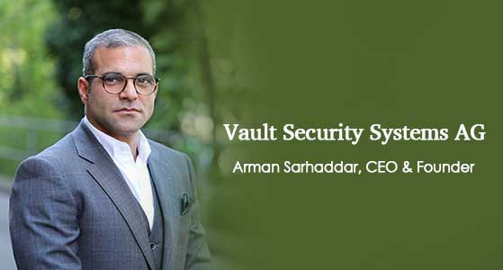 Vault Security Systems AG- Solving global security problems with a modern anti-fraud solution