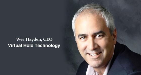ciobulletin virtual hold technology wes hayden ceo