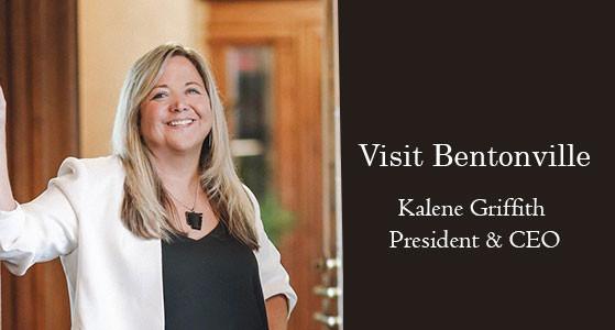 Visit Bentonville – Promoting, Branding, and Organizing Bentonville as a tourism destination