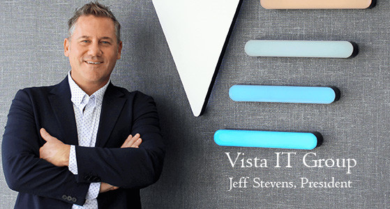 Run your business better with Vista IT Group's over the top Technology Services
