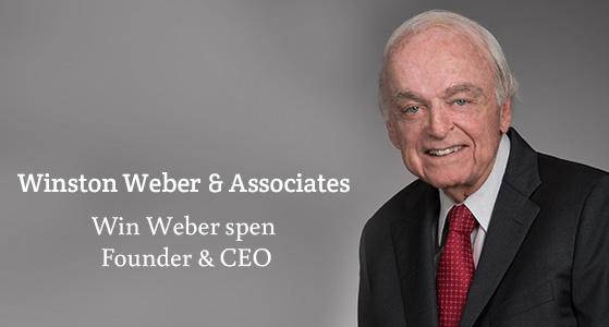 ciobulletin winston weber associates win weber spen founder ceo