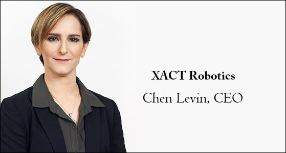 XACT Robotics pioneers the first hands-free robotic system combining image-based planning and navigation